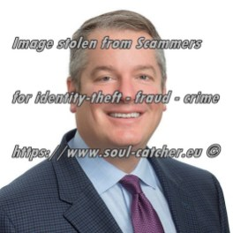 Politician Doug S. Heckman images abused by Scammers