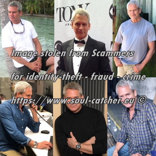 Model Stephen Niese image abused by Scammers