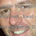 Actor / Model Mark Anthony Minton image abused by Scammers