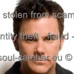 Model Mark J. Paynter image abused by Scammers