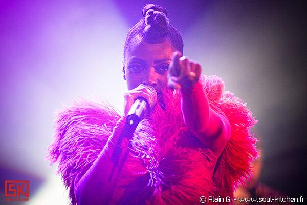 Photos concert : Morcheeba @ Bataclan, Paris - 12.10.2010