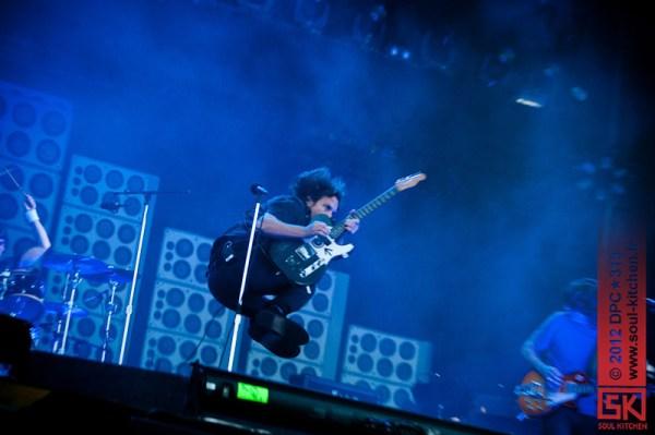 Photos concert : Pearl Jam @ Main Square Festival, Arras | 30 juin 2012