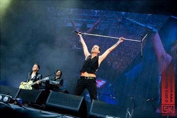 Photos concert : Depeche Mode @ Stade de France, Saint-Denis | 15.06.2013