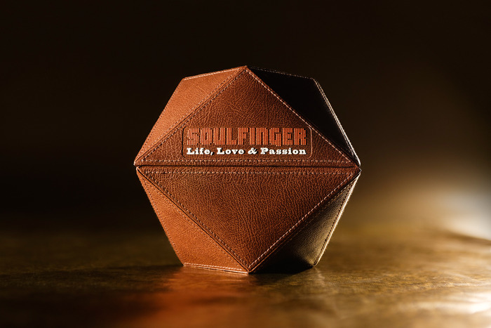 "Diggin The Motown Crates With ""Life, Love & Passion"" by Soulfinger"