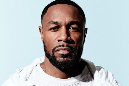 R&B singer Tank
