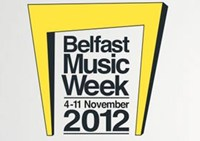 Belfast Music Week 2012 Logo