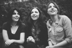 Roisin Whyte And The Murphy Sisters, who'll be performing at Sofa Sessions #8 in the Ulster Hall