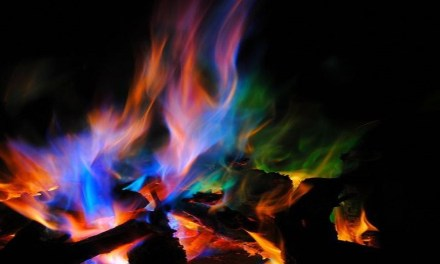 NEW MOON APRIL 5th- TENDING THE FIRES OF CHANGE