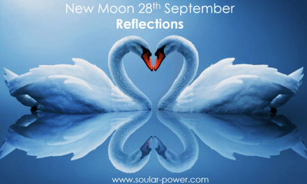 New Moon September 28th – Relationship Reflections