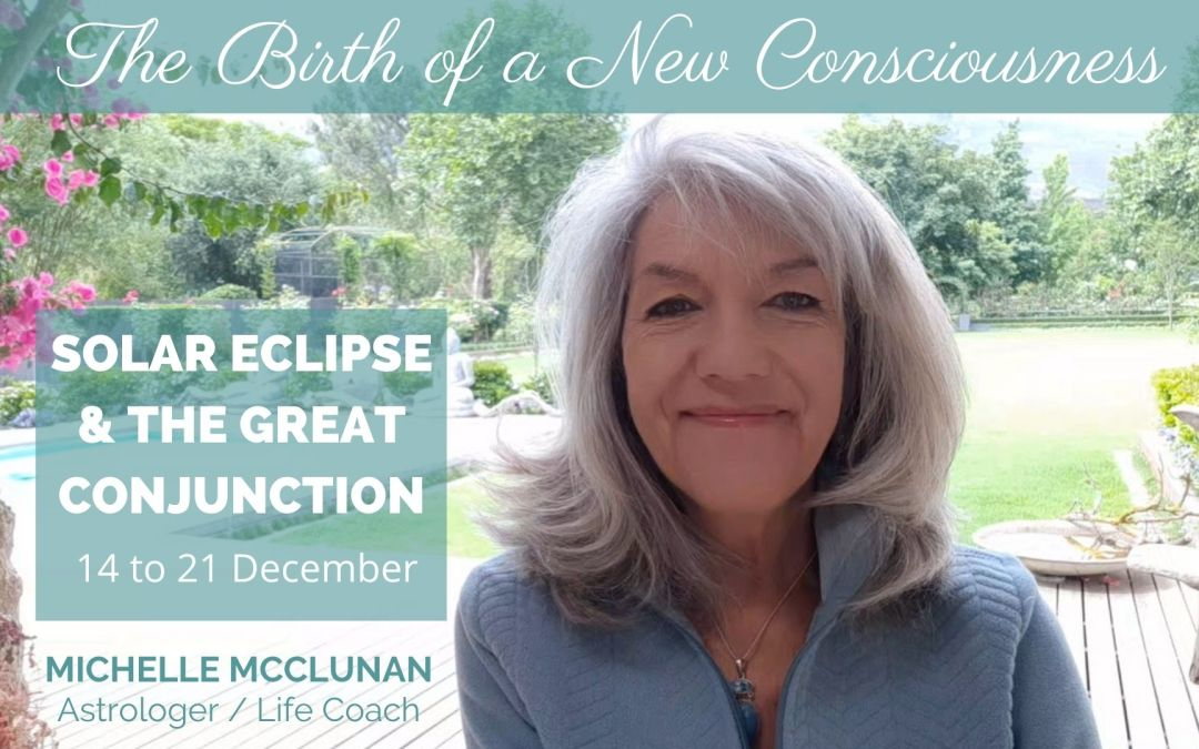 Solar Eclipse & The Great Conjunction 14th to 21st December