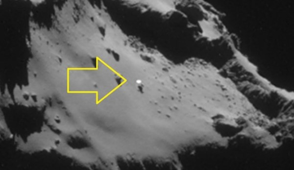 NASA Heard UFO Signals From Comet 67P — Real Reason For ...