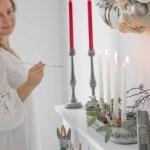 Skandinavische Weihnachtsdekoration Weihnachtsdeko Shop Xmas