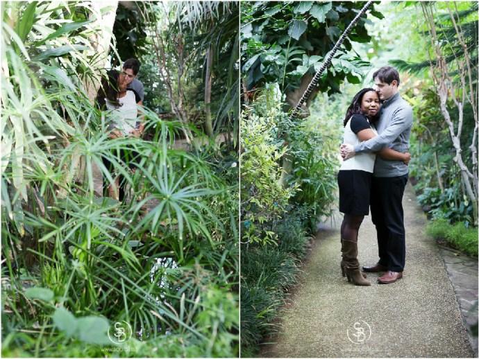 Soul_Bliss_photographie_séance_engagement_serres_tropicales_d'auteuil_92_couple_mixte_mariage_portraits 3