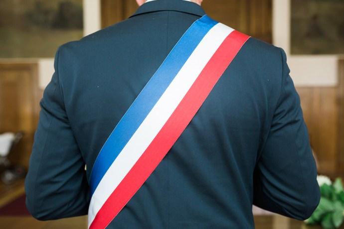 mariage mairie de montreuil echarpe maire soulbliss seine saint denis 93
