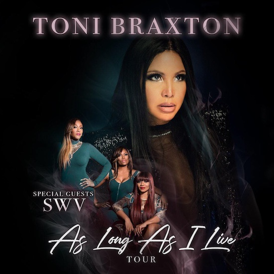 Image result for toni braxton 'As Long As I Live'