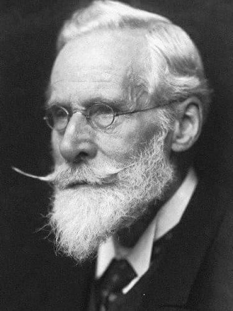 Pionier Sir William Crookes