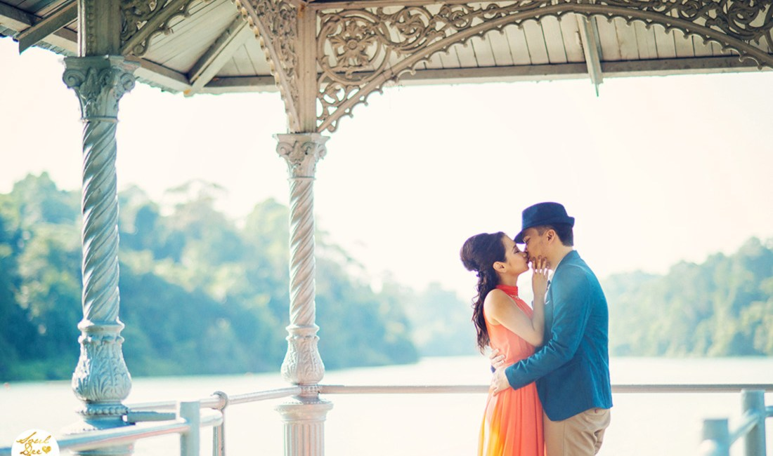 Couplehood | Engagement Singapore | Jepoy & Cha