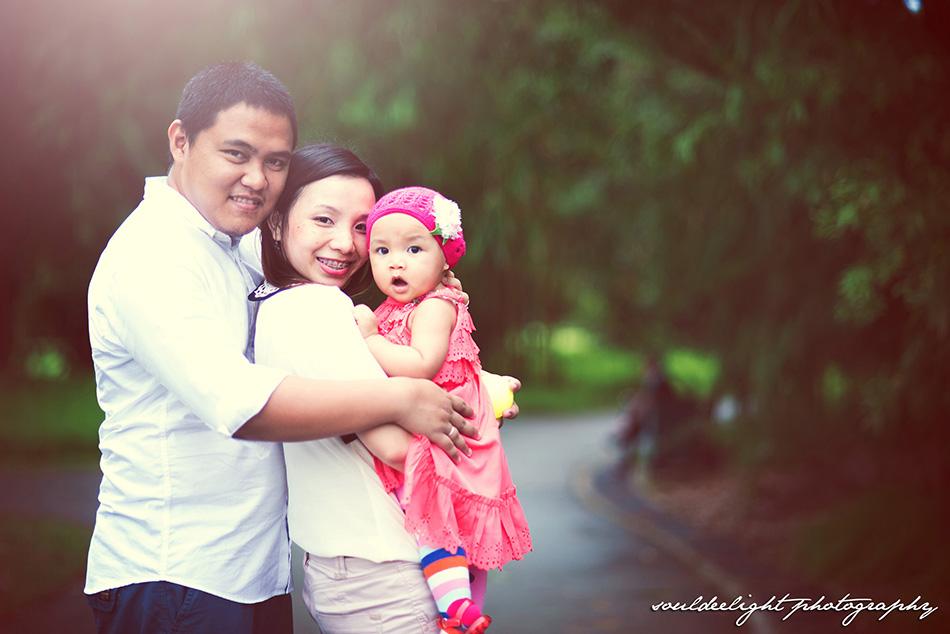 Family | Eliana Kayleene, Lany and Ken