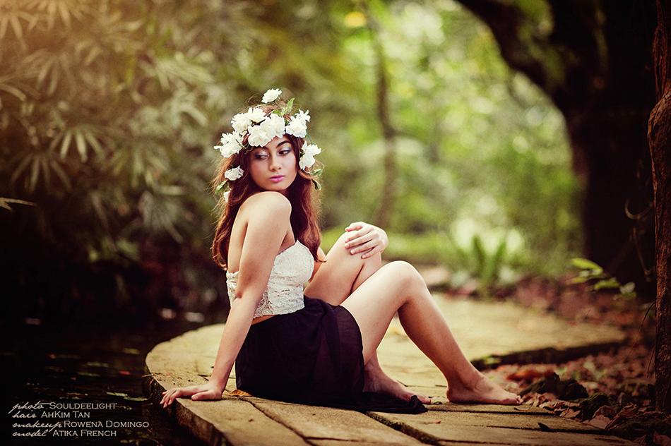 Portraits | Fleur Enfant : Atika