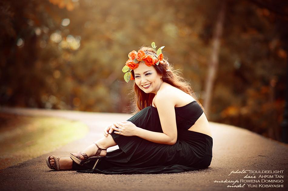 Portraits | Fleur Enfant : Yuki