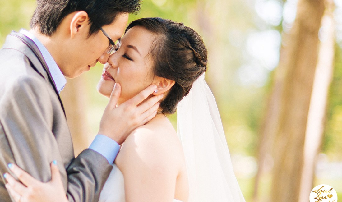 Couplehood | Alex and Mei Lin