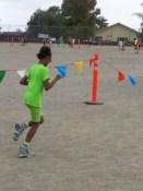 N Running Race