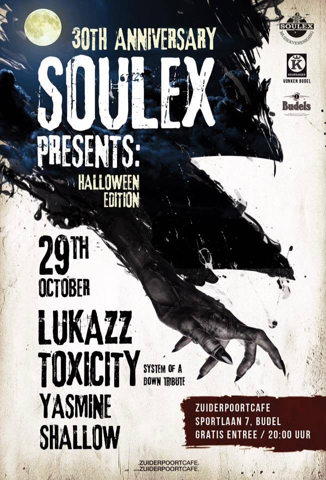 Soulex presents.. Halloween edition