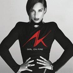 Girl On Fire Alicia Keys