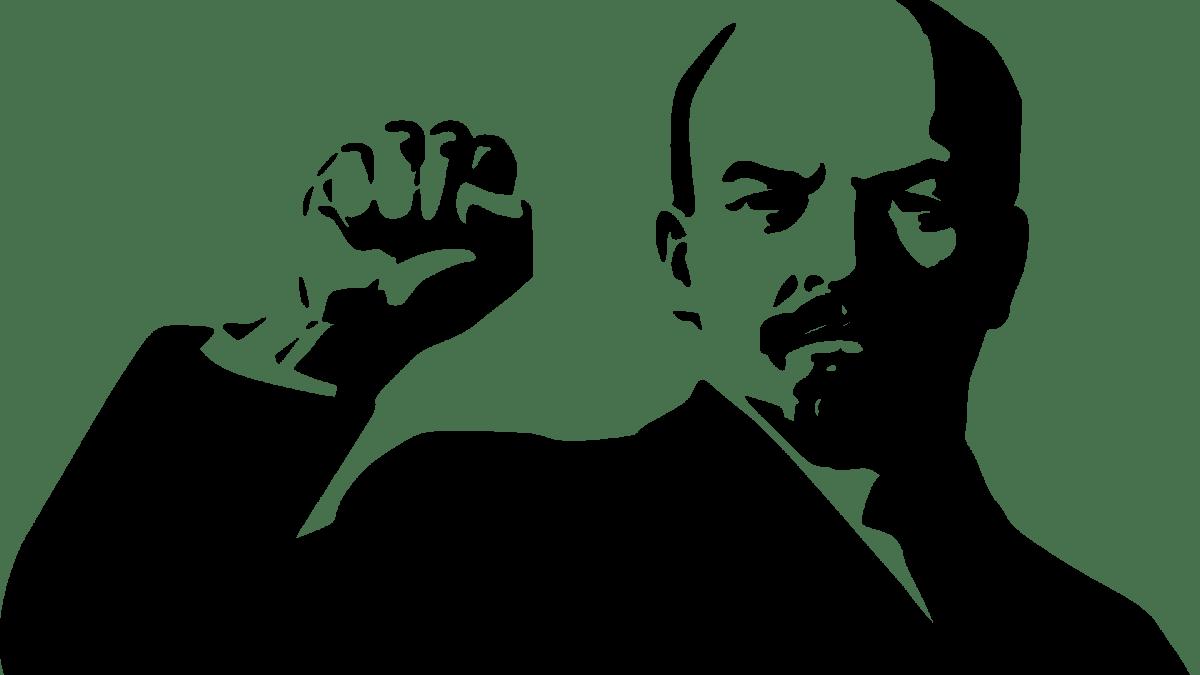 Antifa - Nachkommen des Diktators und Massenmörders Lenin