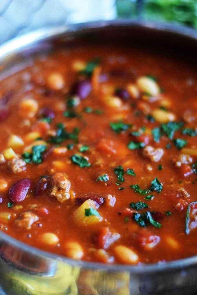Pasta Fagioli Soup | Soulfully Made