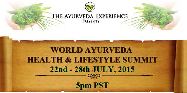 World Ayurveda Health & Lifestyle Summit