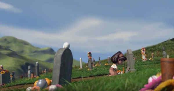 Dia de los Muertos – my favorite video for the day