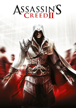 Assassins Creed II - BoxArt
