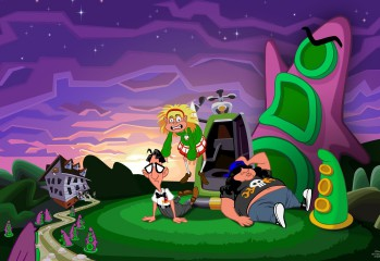 Day of the Tentacle - Soul Geek