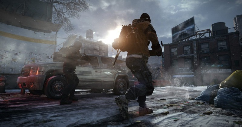 The Division - In Game 2