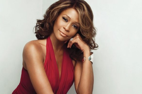 Whitney Houston - Black Soul Singer Dies at 48