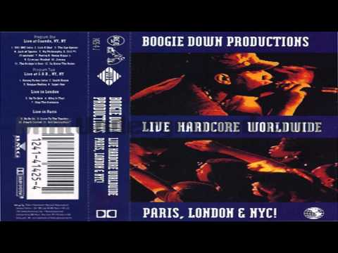 Boogie Down Productions – Live Hardcore Worldwide (1991) Full Album + Source Magazine Review