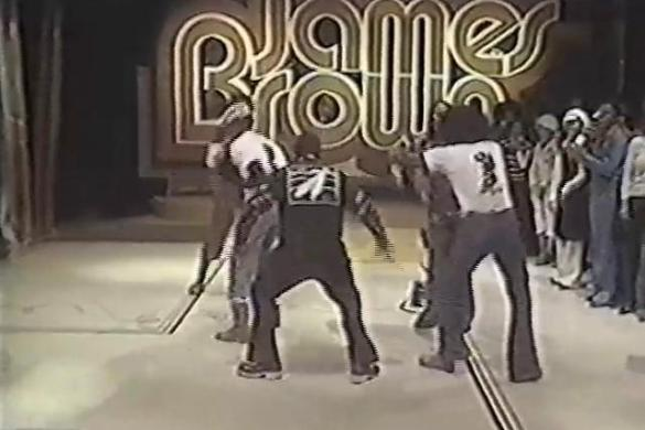 James Brown – Future Shock TV Show Episode [RARE]