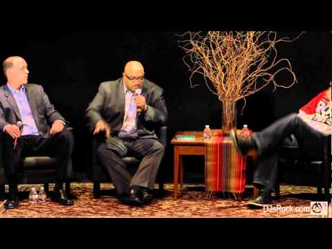 Krush Groove Movie Discussion with Nelson George 3/1/2013