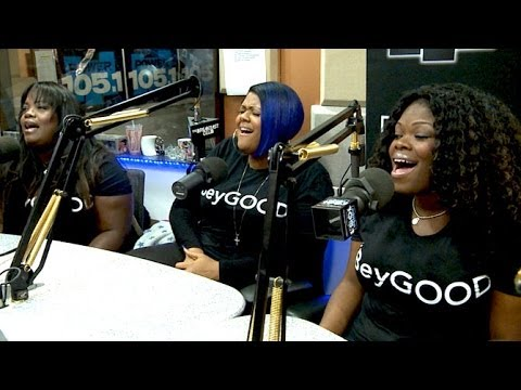 """Beyonce's """"The Mamas"""" on The Breakfast Club"""