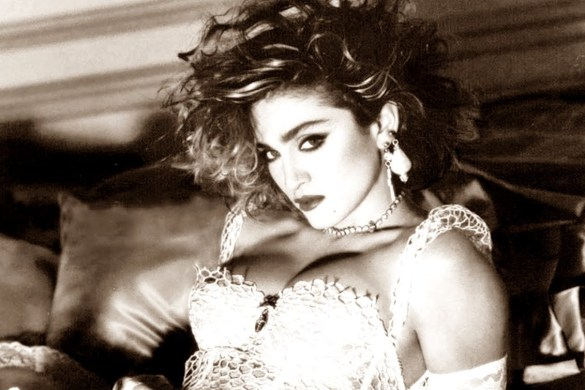 Long Play Love: Madonna's Like a Virgin – Celebrating 30 Years by Justin Chadwick