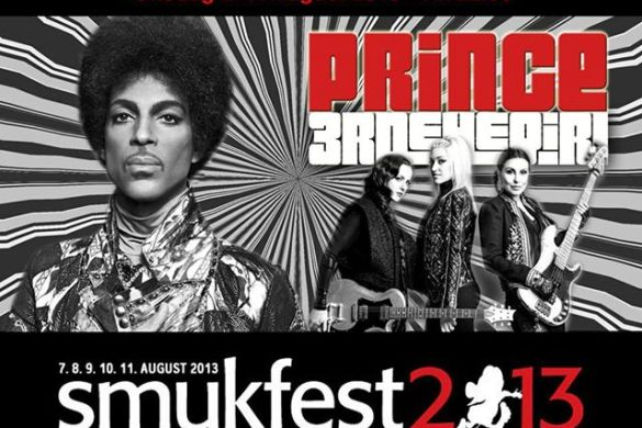 Prince to perform at SMUKFEST