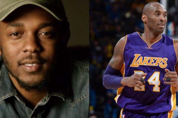 Kendrick Lamar Tribute to Kobe Bryant