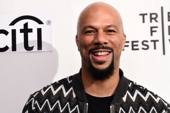Common at The Tribeca Film Festival 2017