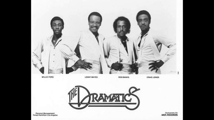 "The Origin of the name ""The Dramatics"""