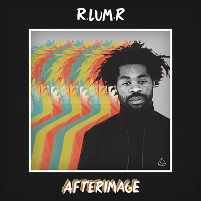 R.LUM.R AFTERIMAGE Album Cover