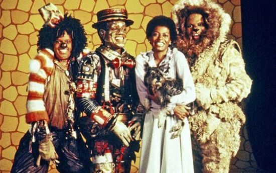 thewiz full cast diana ross