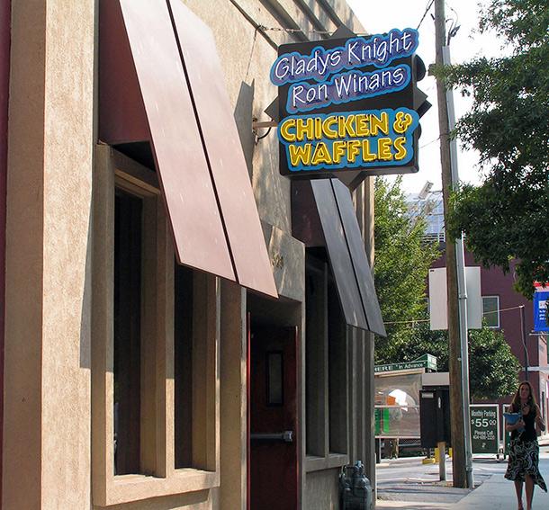 Soul Food Restaurants Close