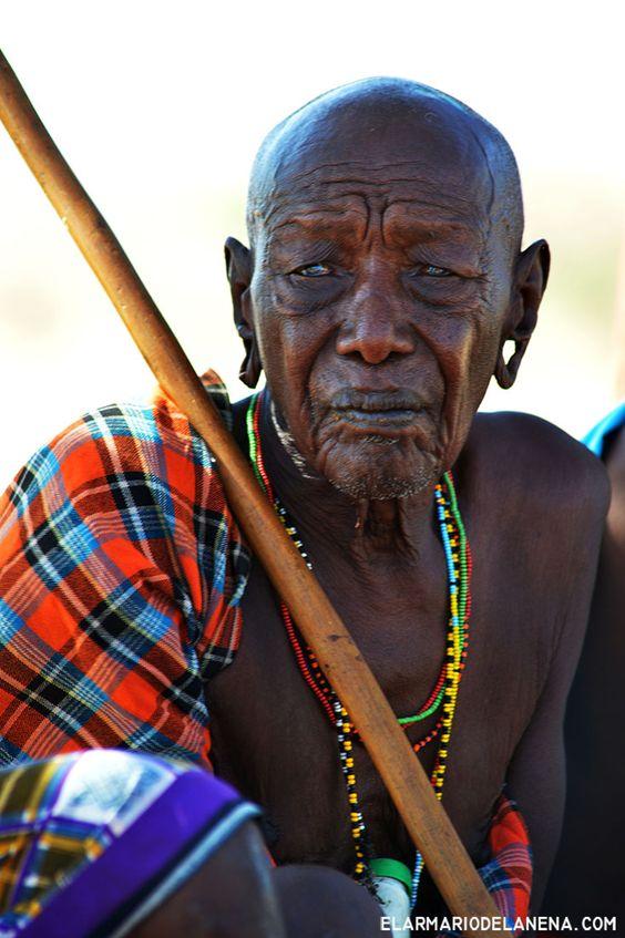 kenyan herder