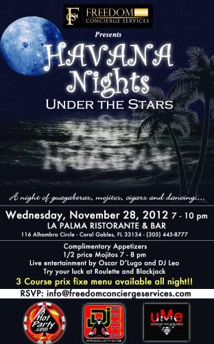 Havanna-Nights